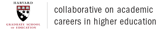 Collaborative on Academic Careers in Higher Education| COACHE